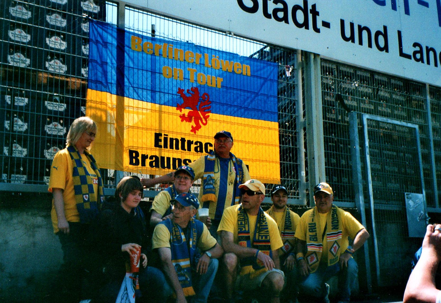 Erste Saisonabschlußfahrt Regensburg 2009